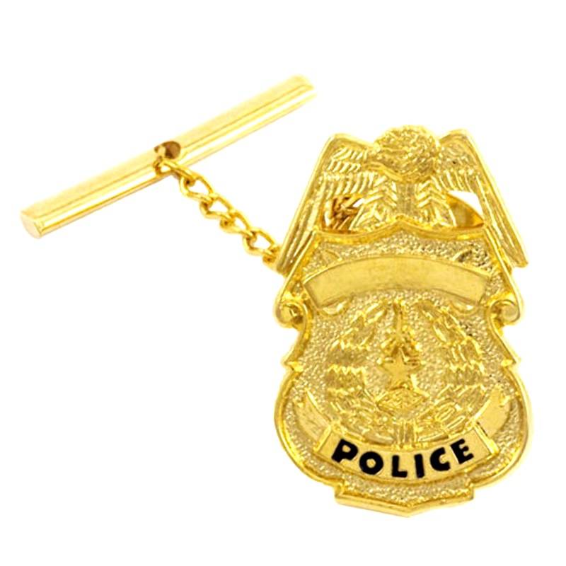 Police Department Pins