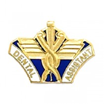 Dental Assistant Professional Medical Insignia Emblem Lapel Pin 5043