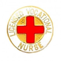 Licensed Vocational Nurse Lapel Pin LVN Nursing Graduation Pins 814