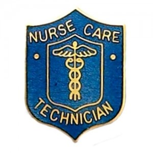 Nurse Care Technician Lapel Pin Professional Medical Nursing Emblem 952